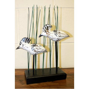 Home > Photos & Paintings > Photos & Paintings > Wooden Art - Water Hens