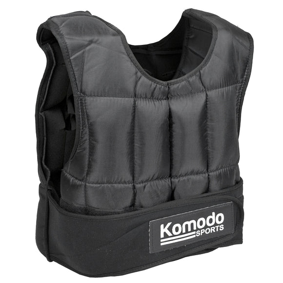 Komodo 15kg Weighted Vest