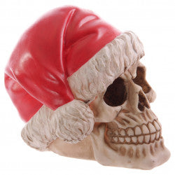 Occasions > Christmas > Christmas > Santa Claus Skull Decoration