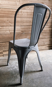 Metal Tolix Chairs (rental)