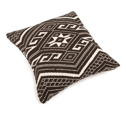 Nicole Pillow Charcoal