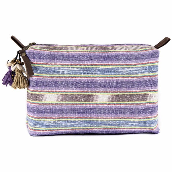 Samui Cosmetic L Puka Tassel Purple