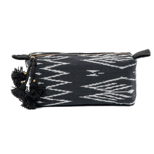 Seminyak Cosmetic Small Tassel Black