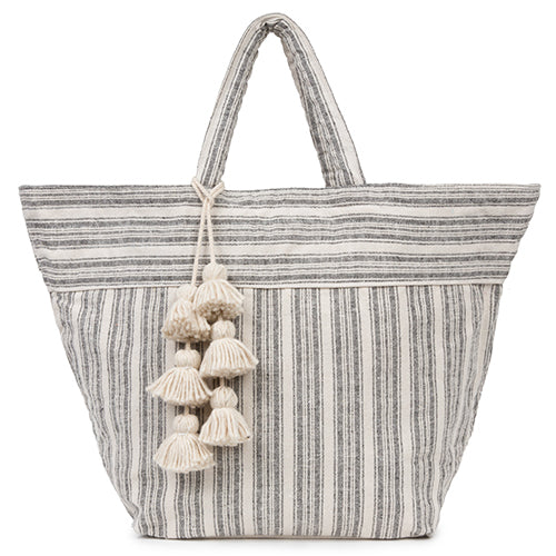 Sabai S Tote Tassel Black - Pre Order to ship June 30th