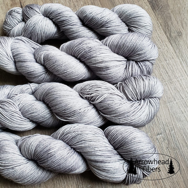 Silver Fox Dyed-to-order