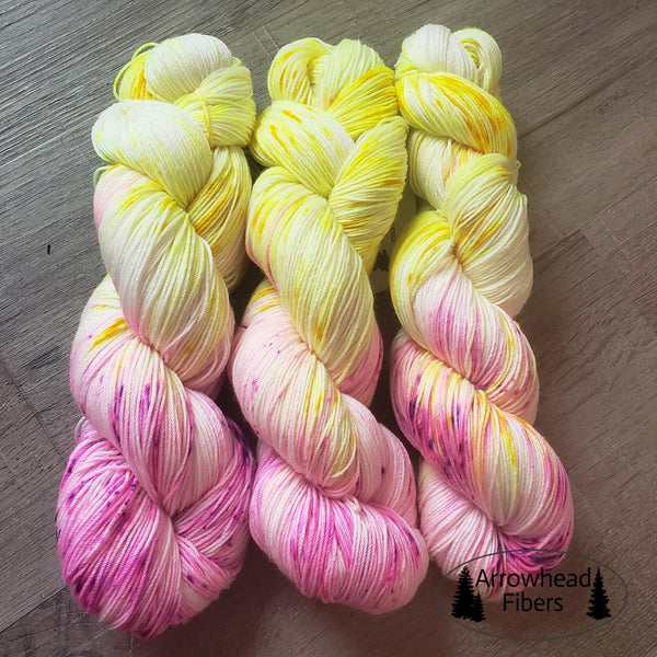 Sunshine & Lollipops Dyed-to-order