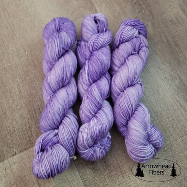 I Dream in Lavender Dyed-to-order