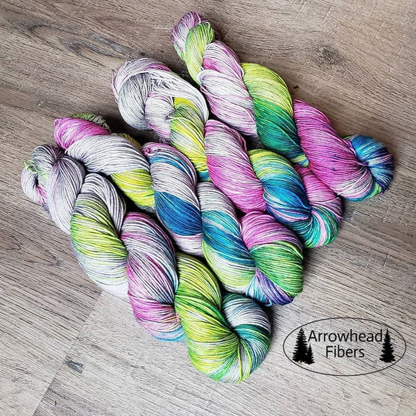 Glowstick Dyed-to-order