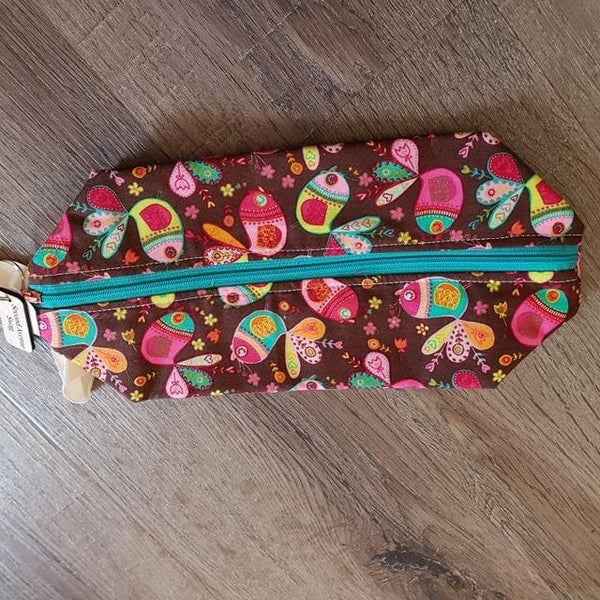 Patchwork Bird Box Bag