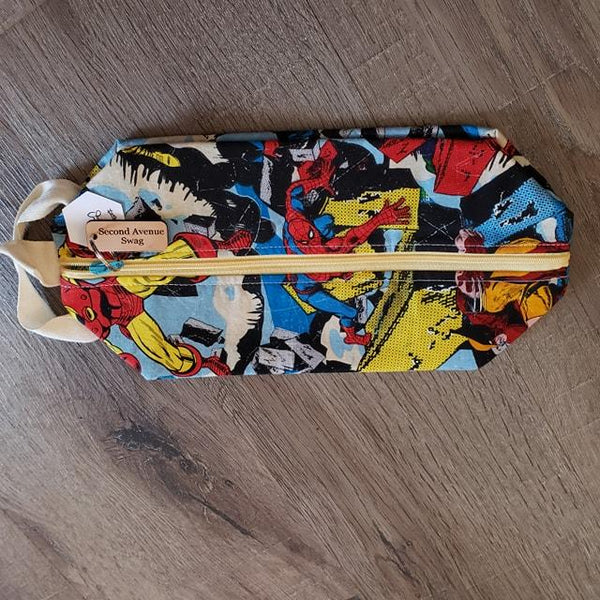 Superhero Box Bag
