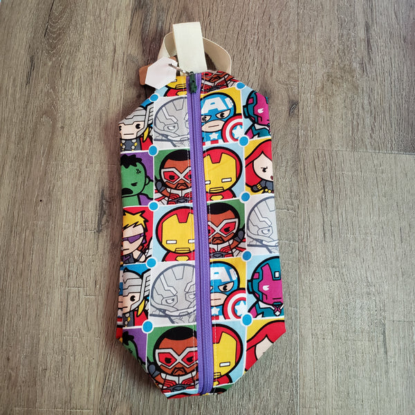 Super Hero Box Bag