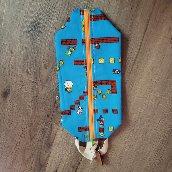 Pixelated Mario Box Bag