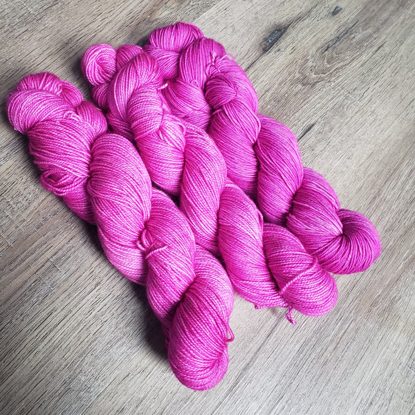Mad for Magenta Dyed-to-order