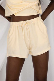 Alchemy Shorts - Cream