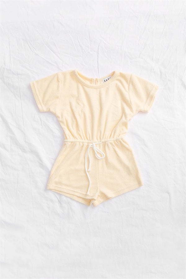 Lilo Playsuit - Yellow