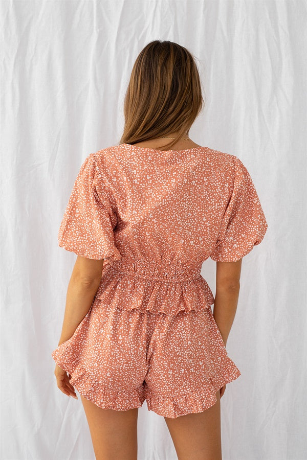 Ondrea Playsuit