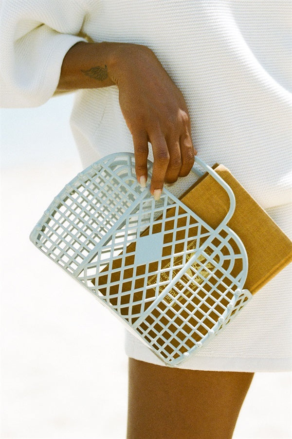 Artique Basket Bag