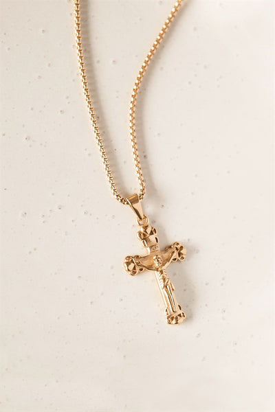 Divine Cross Necklace