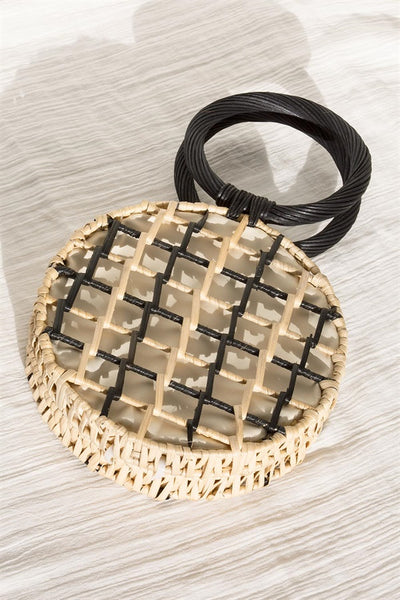 Bahamas Wicker Bag