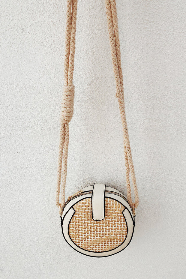 Round Milque Bag