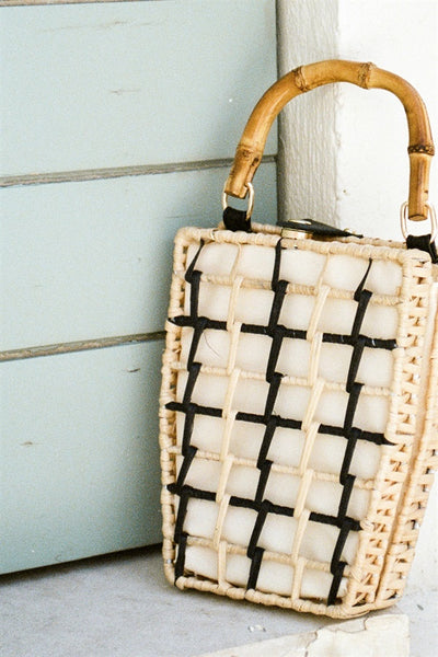 Tahiti Wicker Bag