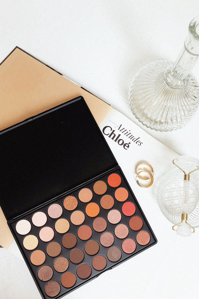 Crush Cosmetics - 35O Eyeshadow Palette