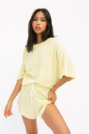 Jolie Shorts - Lemon