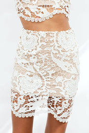 Lace Maia Skirt