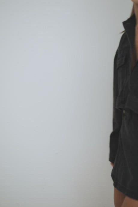 Monse Skirt - Black