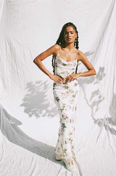Bloom Slip Maxi