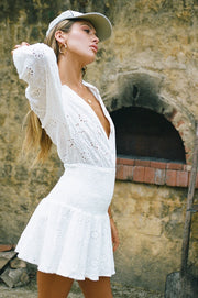SAMPLE-Florence Dress - Eyelet