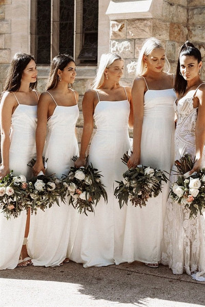 Maya Bridesmaid Dress - Ivory