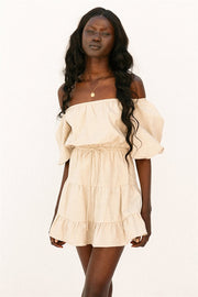 Off Shoulder Belle Dress