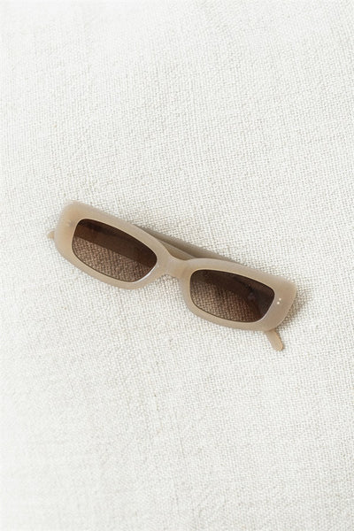 Jay Sunglasses - Cream
