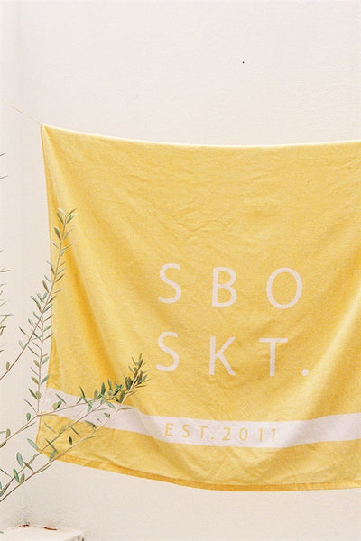 SAMPLE-SBO SKT Beach Towel
