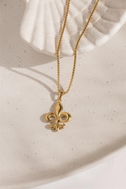 Golden Club Necklace