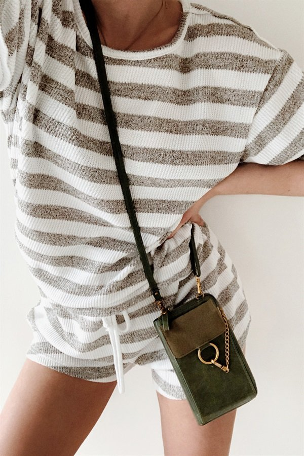 Convertible Crossbody Purse
