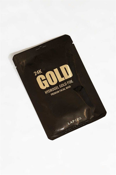 LAPCOS - 24K Gold Foil Face Mask