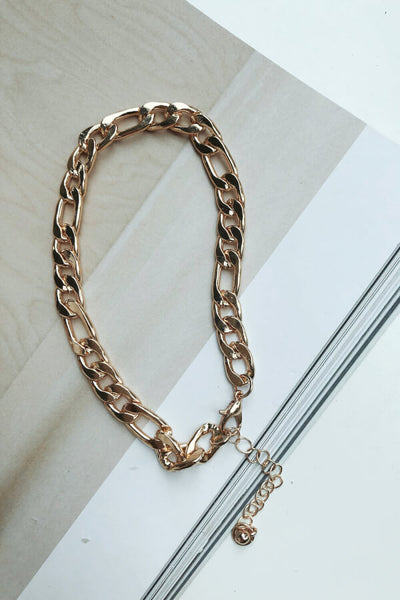 Mia Chain Anklet