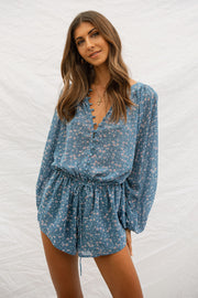 Elsa Playsuit - Bloom