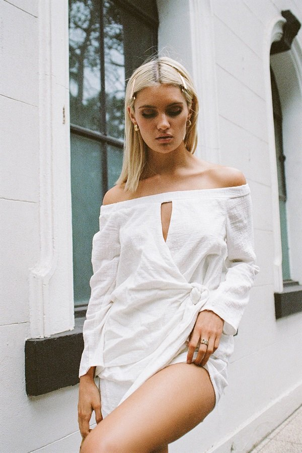 Raw Madison Playsuit