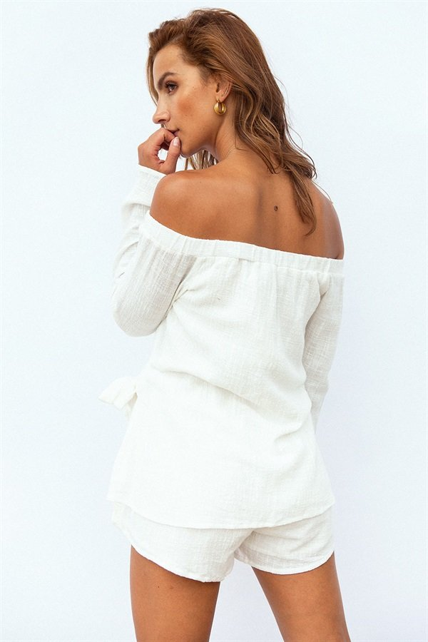 SAMPLE-Raw Madison Playsuit