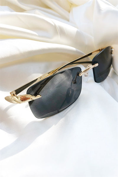 Dariya Sunglasses - Black