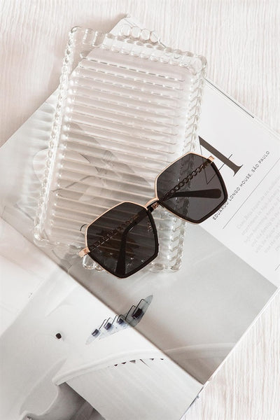Kensington Sunglasses - Black