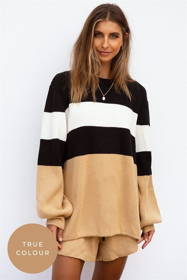 Cosy Knit Jumper