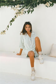 Mimi Top - Mint