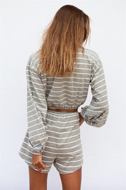 Rayne Stripe Top