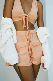 SAMPLE-Victoria Top - Apricot