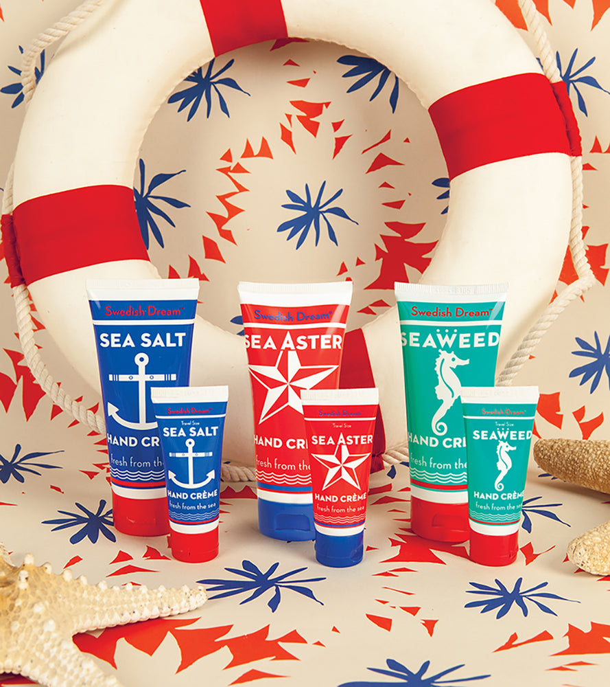 Swedish Dream® Sea Salt Travel Size Hand Créme