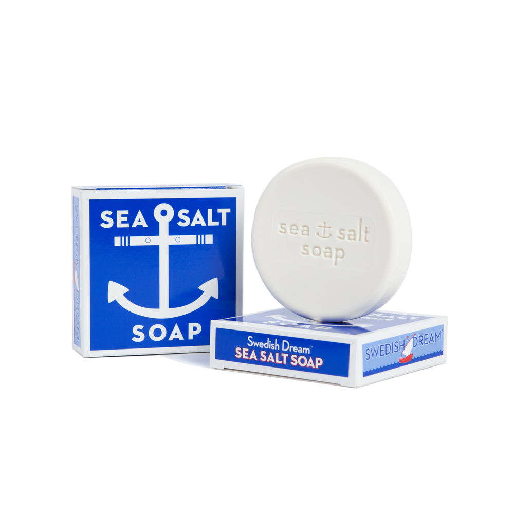 Swedish Dream® Sea Salt Travel Size Soap